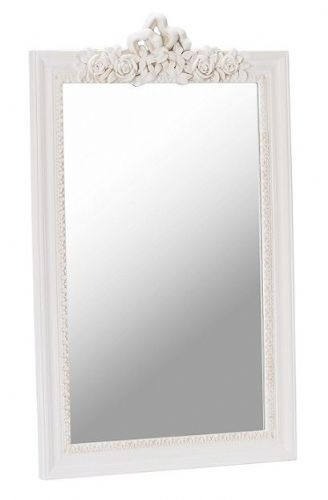 Marseilles White Wall Mirror (2 Finishes)